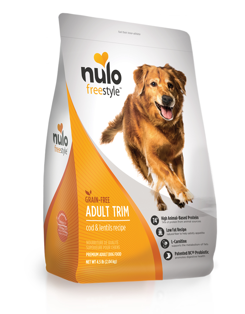 Nulo Nulo Freestyle Kibble Grain Free Dog Food Trim Cod