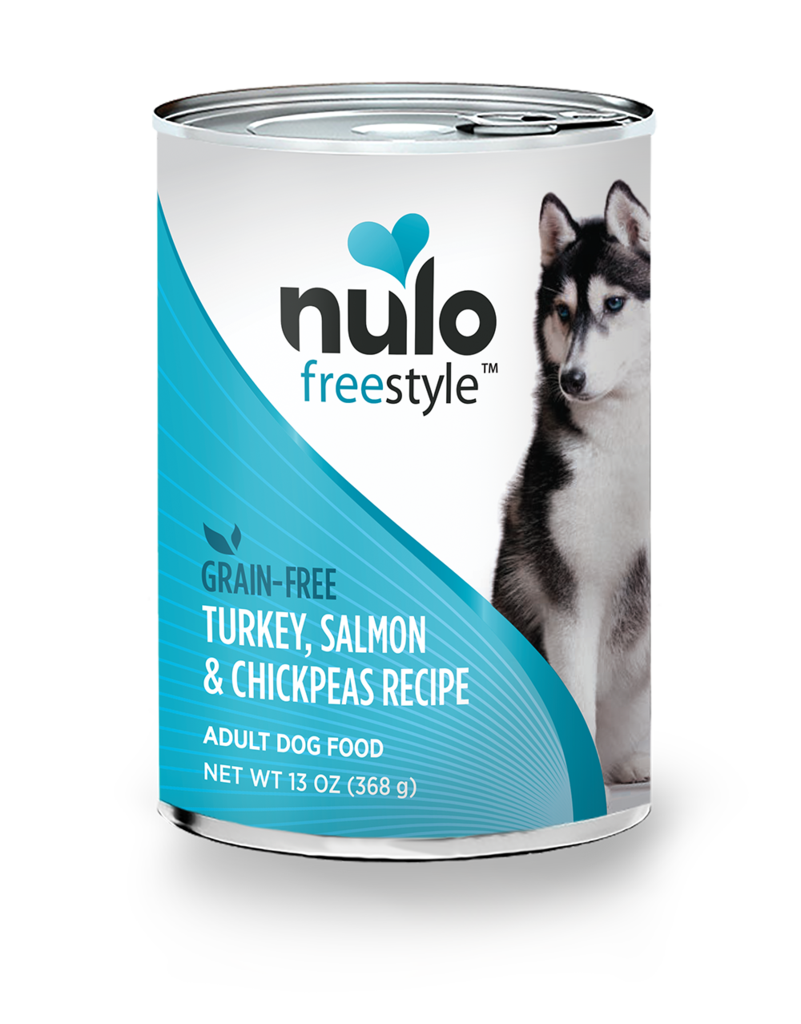 Nulo Nulo Freestyle Dog Food Can Grain Free Salmon