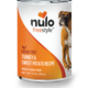 Nulo Nulo Freestyle Dog Food Can Grain Free Turkey