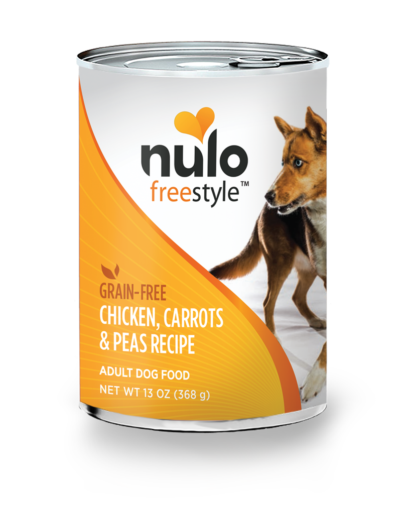 Nulo Nulo Freestyle Dog Food Can Grain Free Chicken