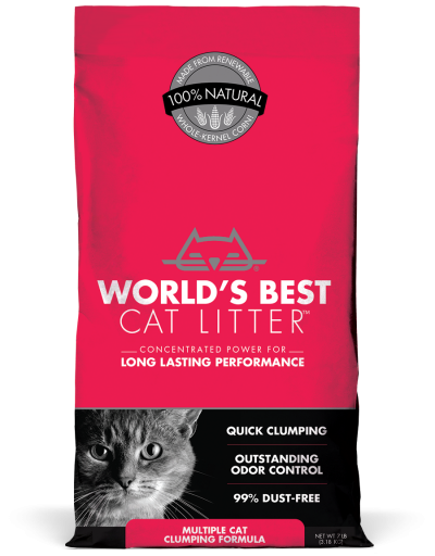 World's Best Litter Original Extra Strength (RED BAG)