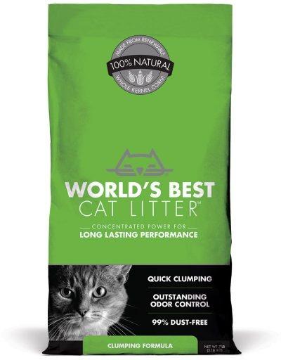 World's Best Litter Original (GREEN BAG)