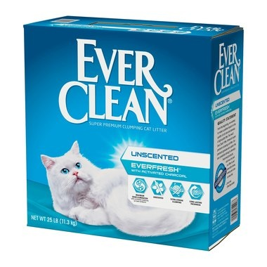 Everclean Unscented 25#