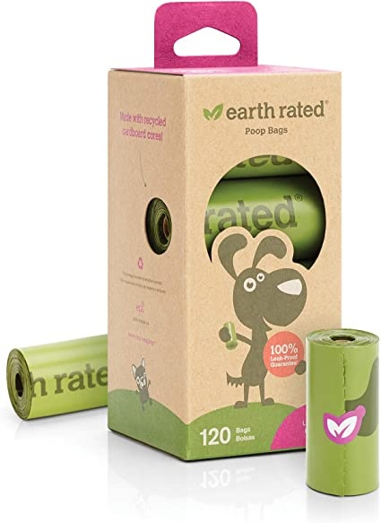 Earth Rated Eco Poop Bag Scented