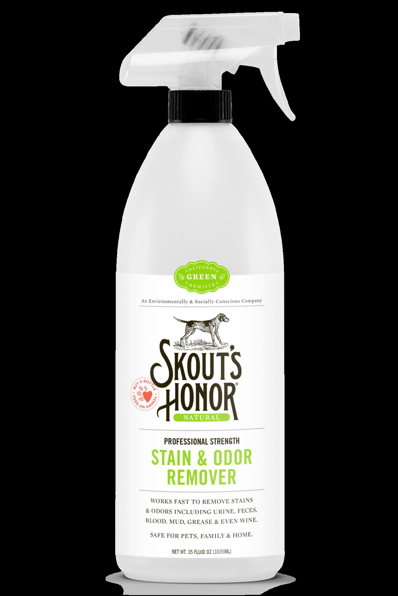 Skout's Honor Cleaner Stain & Odor Eliminator Dog