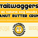 Tailwaggers Tailwaggers Biscuit Treat Peanut Butter Crunch 10oz