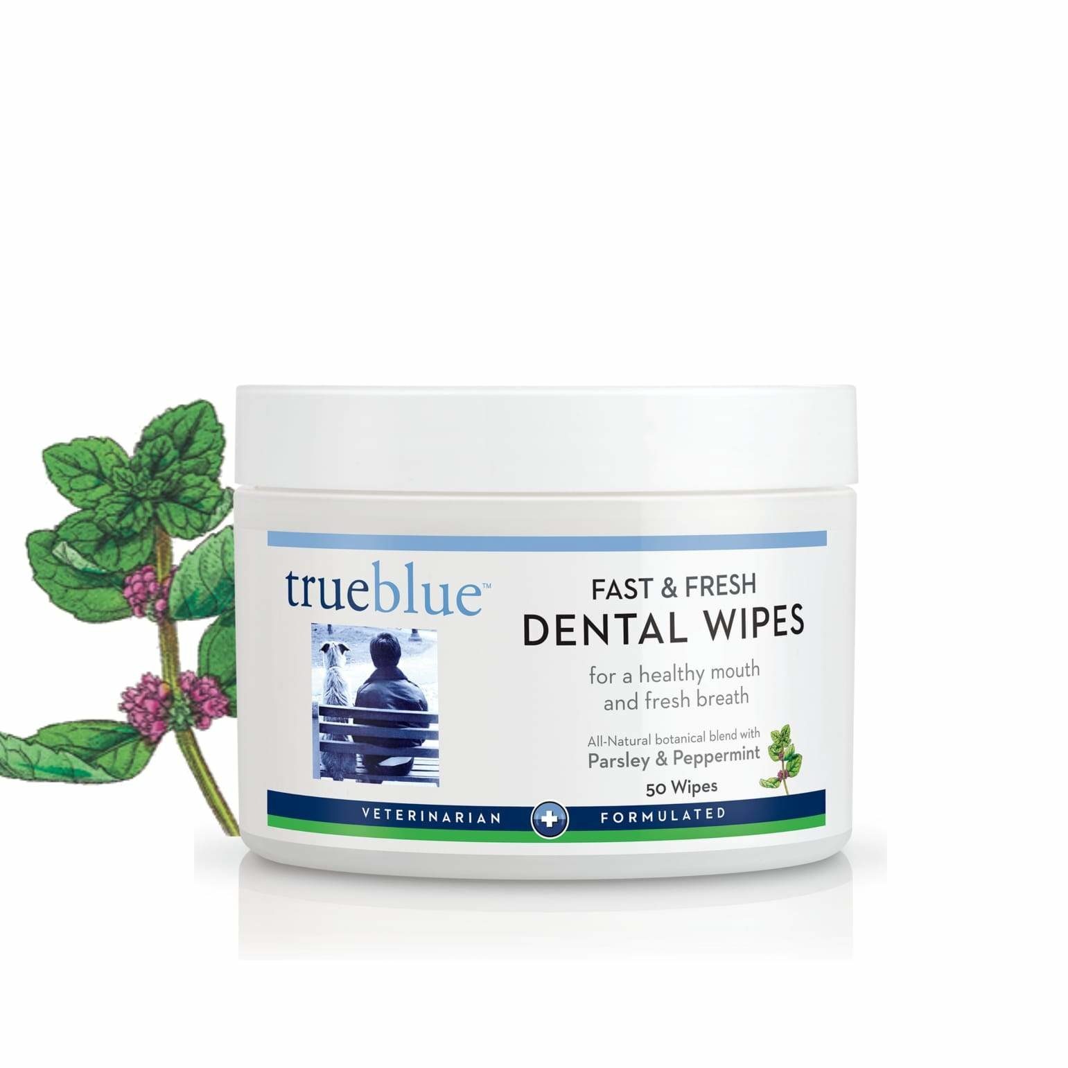 TrueBlue TrueBlue Dental Wipes