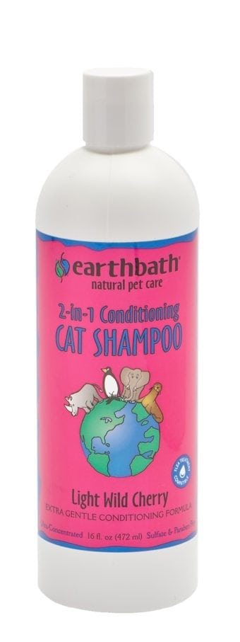 Earthbath Shampoo Cat