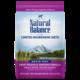 Natural Balance Kibble Grain Free Dog Food LID Venison