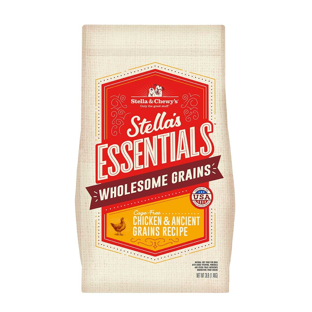 Stella & Chewy's Stella & Chewy's Dog Kibble Essential Wholesome Grain Chicken