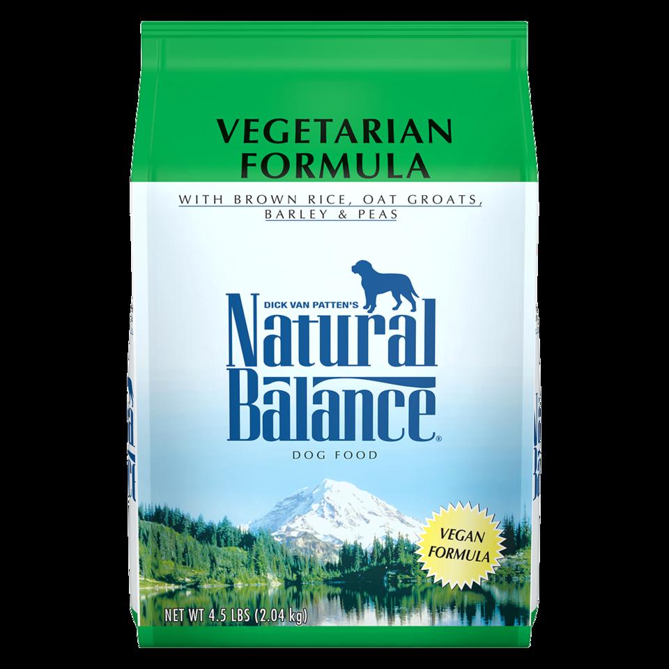 Natural Balance Dog Kibble Vegetarian
