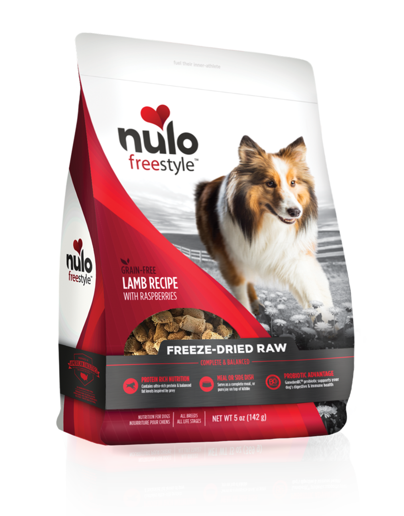 Nulo Nulo Freeze Dried Dog Food Lamb