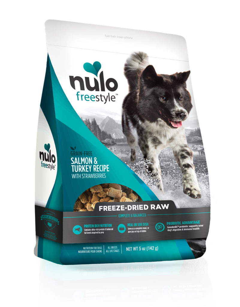 Nulo Nulo Freeze Dried Dog Food Salmon