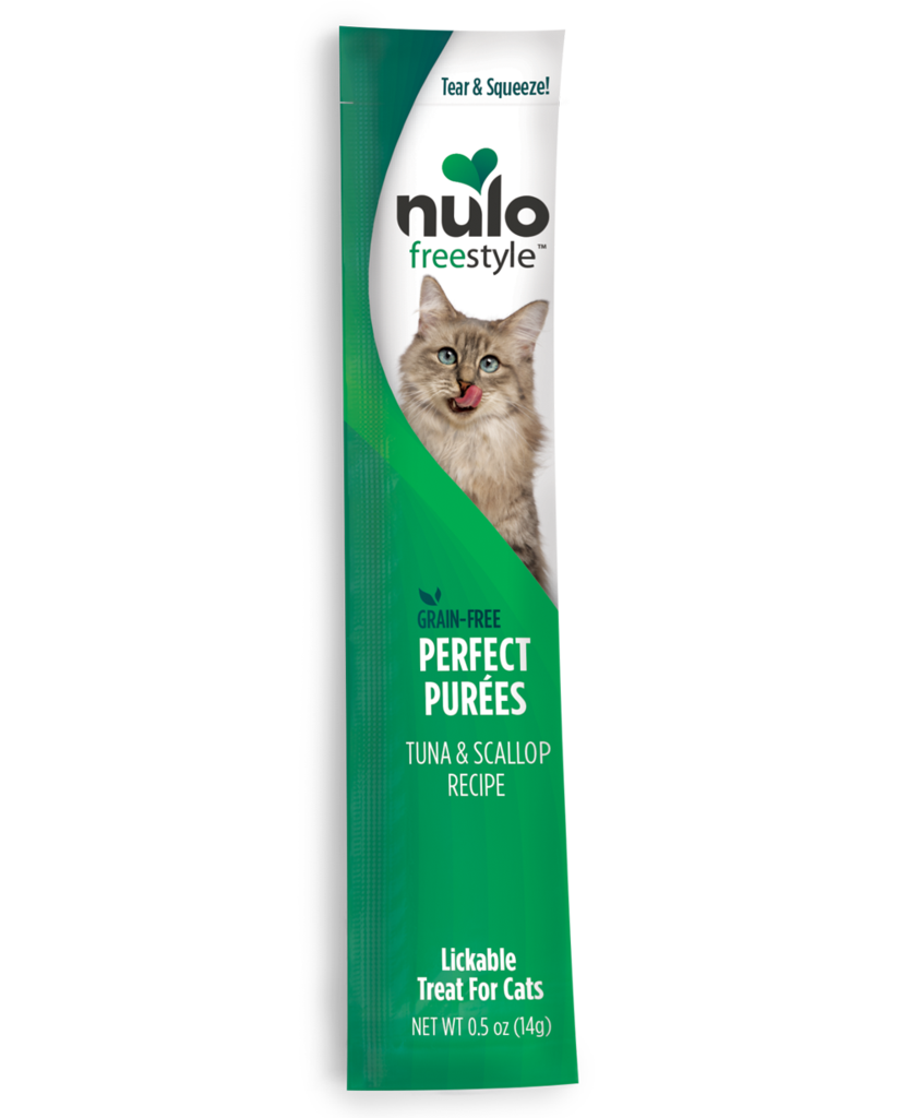 Nulo Nulo FreeStyle Cat Perfect Puree Tuna & Scallop