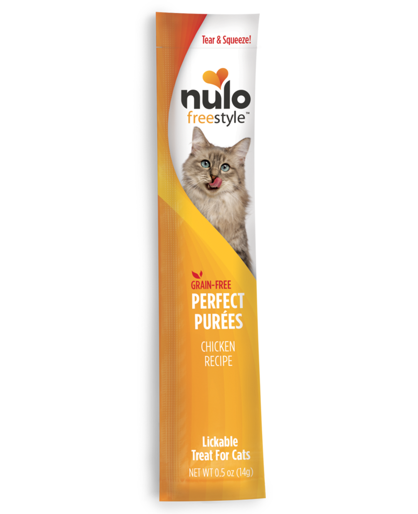 Nulo Nulo FreeStyle Cat Perfect Puree Chicken