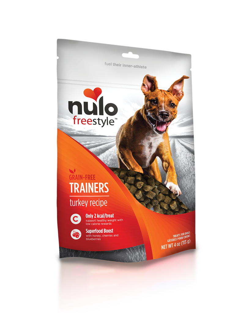 Nulo Nulo Training Treat Grain Free Dog Turkey