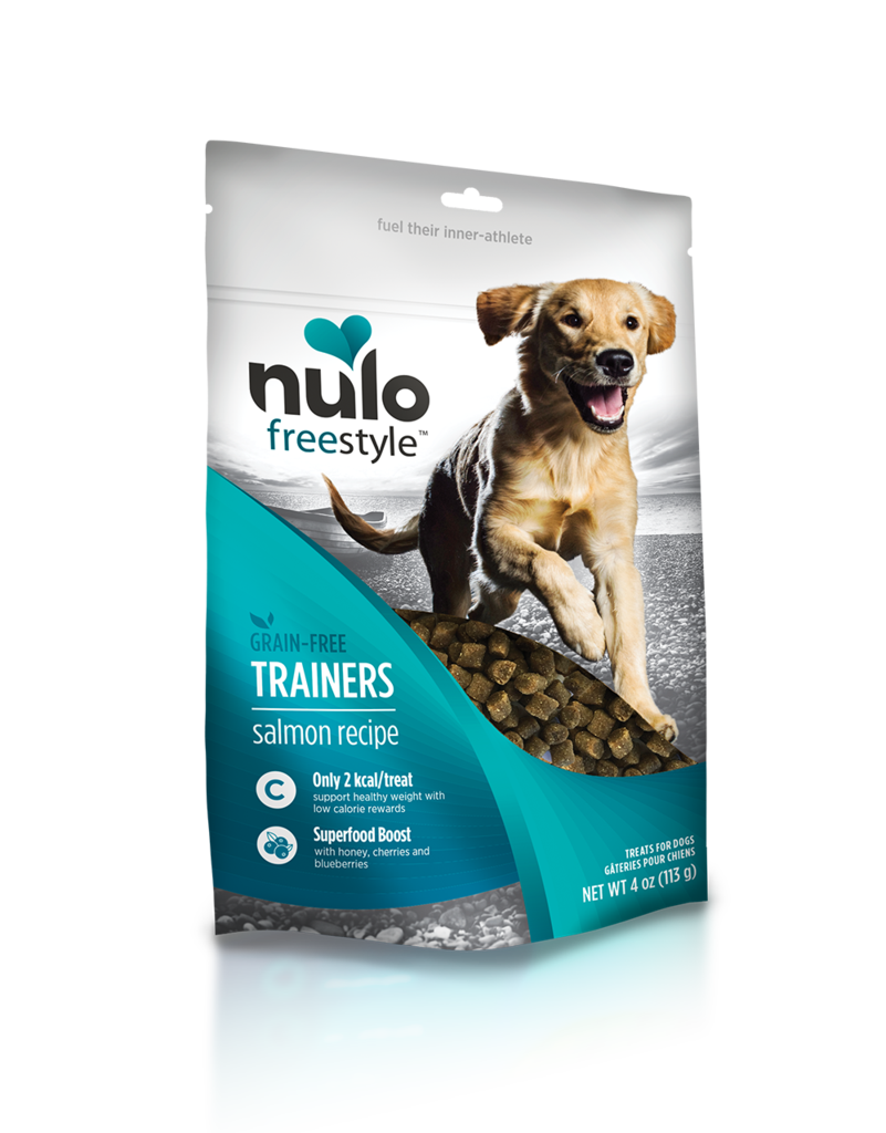 Nulo Nulo Training Treat Grain Free Dog Salmon