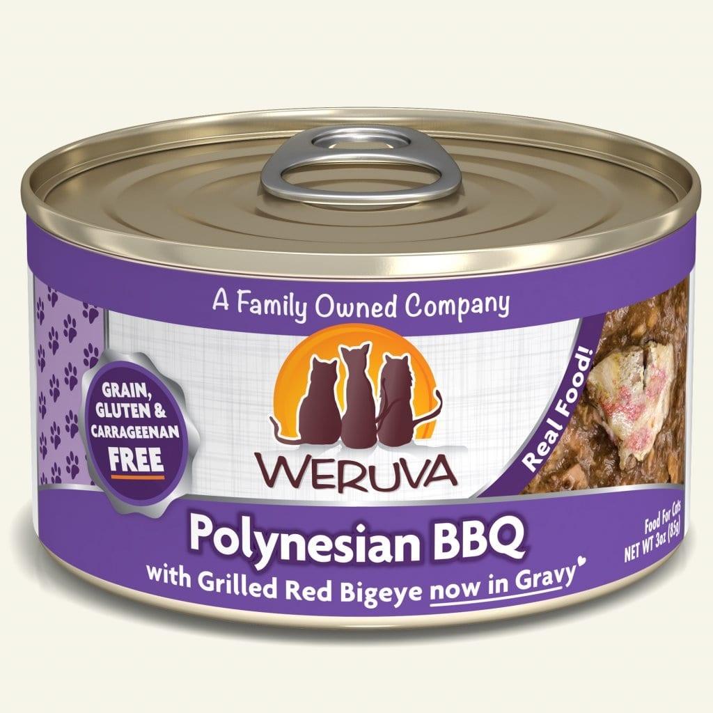 Weruva Cat Food Can Grain Free Classic Polynesian BBQ