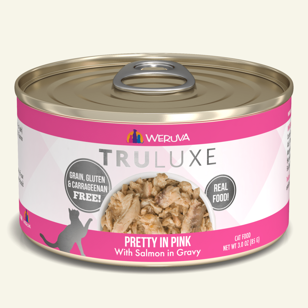Weruva Cat Food Can Grain Free Truluxe Pretty In Pink