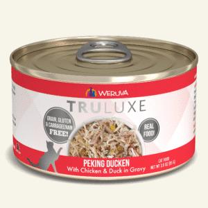 Weruva Cat Food Can Grain Free Truluxe Peking Ducken