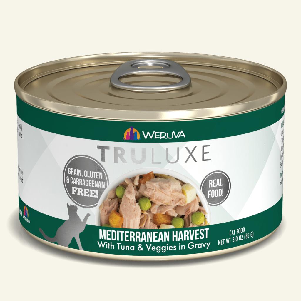 Weruva Cat Food Can Grain Free Truluxe Mediterranean Harvest
