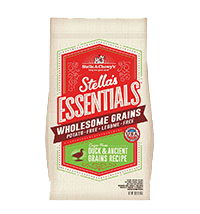 Stella & Chewy's Stella & Chewy's Dog Kibble Wholesome Grain Raw Coated Duck