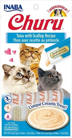 Ciao Ciao Churu Treat Cat Tuna & Scallop