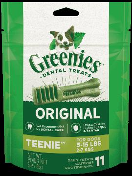 Greenies Treat Dental Dog Teenie