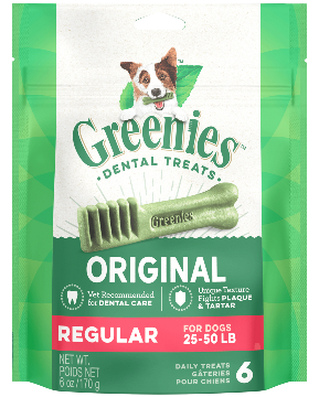Greenies Treat Dental Dog Regular