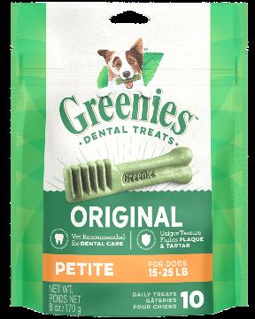 Greenies Treat Dental Dog Petite