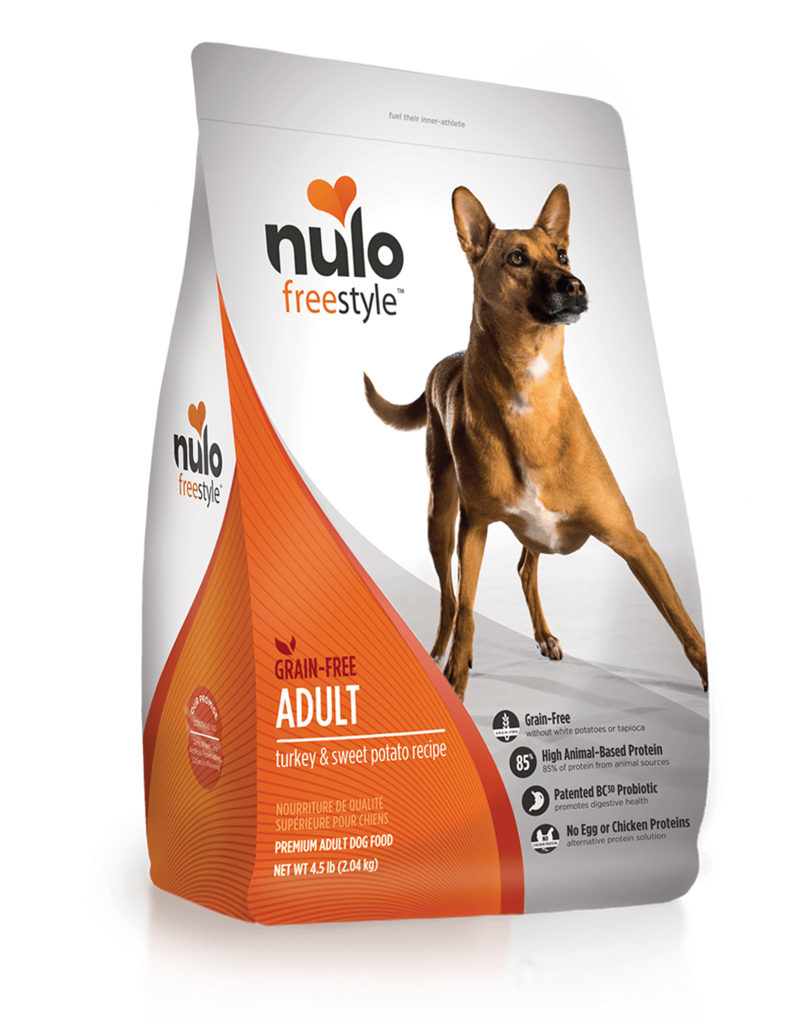 Nulo Nulo Freestyle Kibble Grain Free Dog Food Turkey