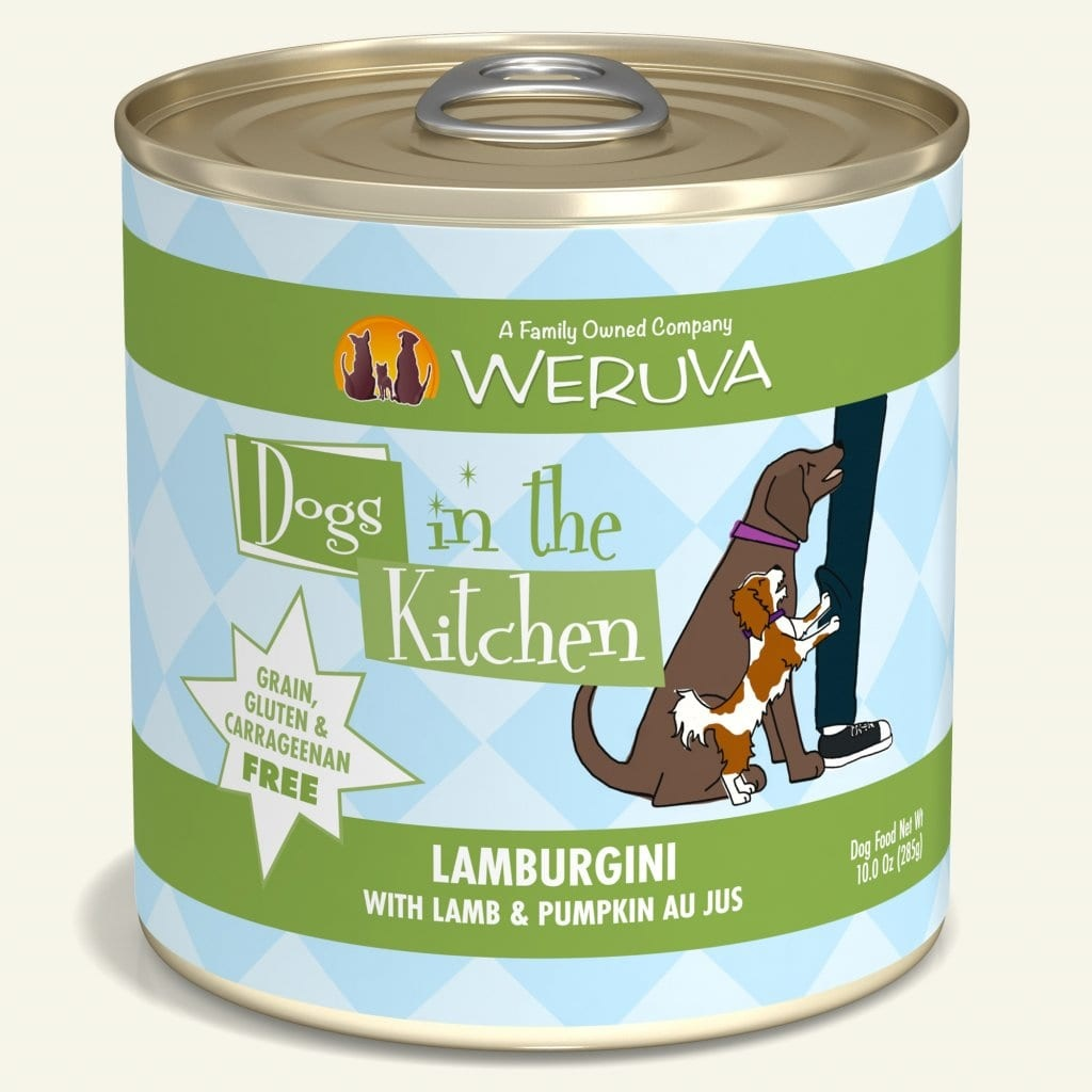 Weruva Dog Food Can Grain Free DITK Lamburgini