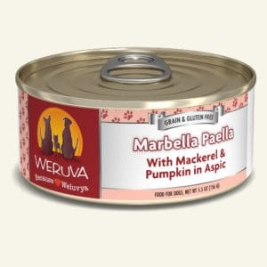 Weruva Dog Food Can Grain Free Marbella Paella