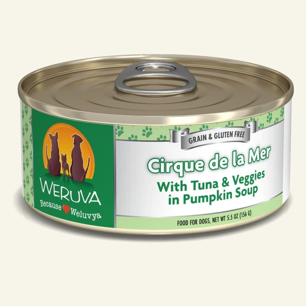 Weruva Dog Food Can Grain Free Cirque De La Mer