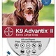 Advantix II Dog 55# + XLarge