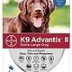 Advantix II Dog 55# + XLarge
