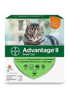 Advantage II Cat 5-9# Small