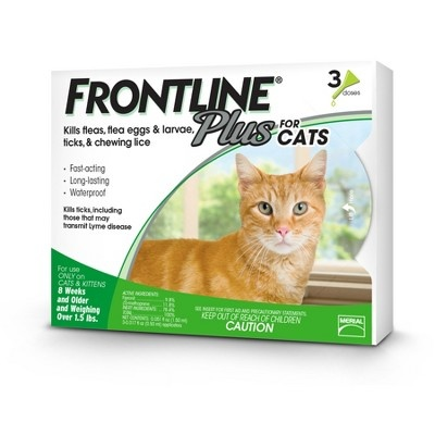 Frontline+ Cat