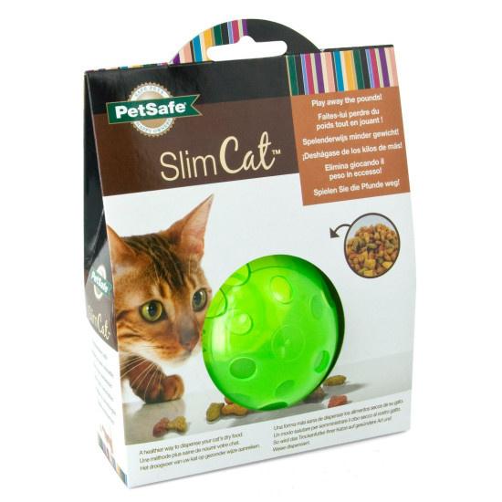 Petsafe Cat Toy Slim Cat Treat Ball