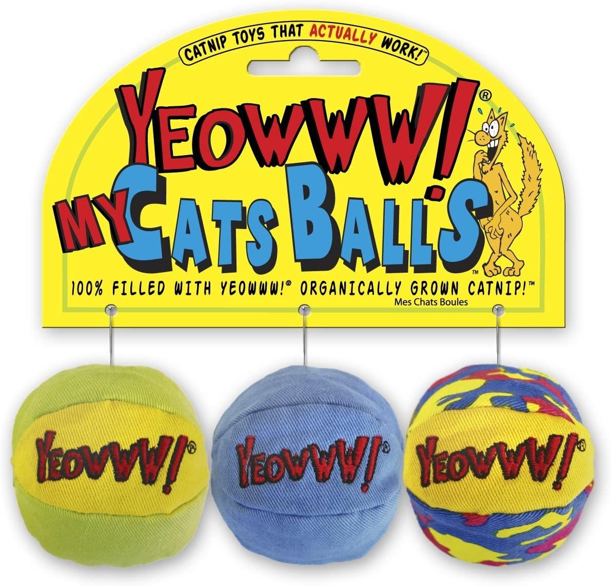 Yeowww! Cat Toy