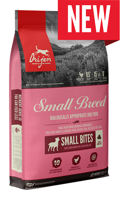 Champion (Orijen & Acana) Champion Orijen Kibble Grain Free Dog Food Small Breed