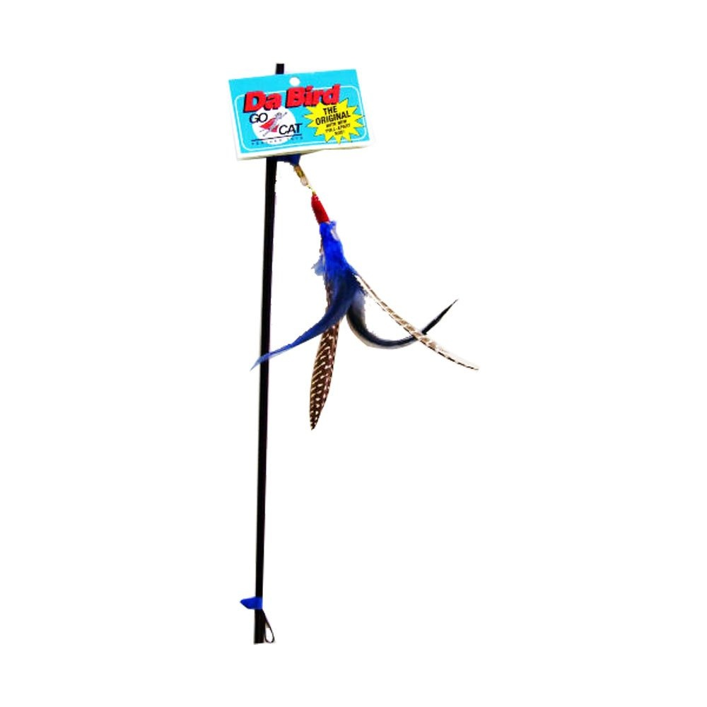Go Cat Cat Toy Da Bird