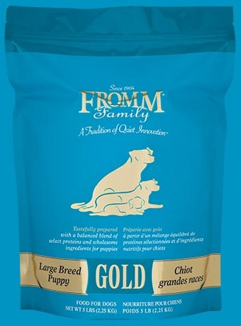 Fromm Fromm Gold Kibble With Grain Dog Food Large Breed Puppy
