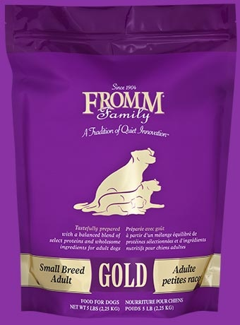 Fromm Fromm Gold Kibble With Grain Dog Food Small Breed Adult