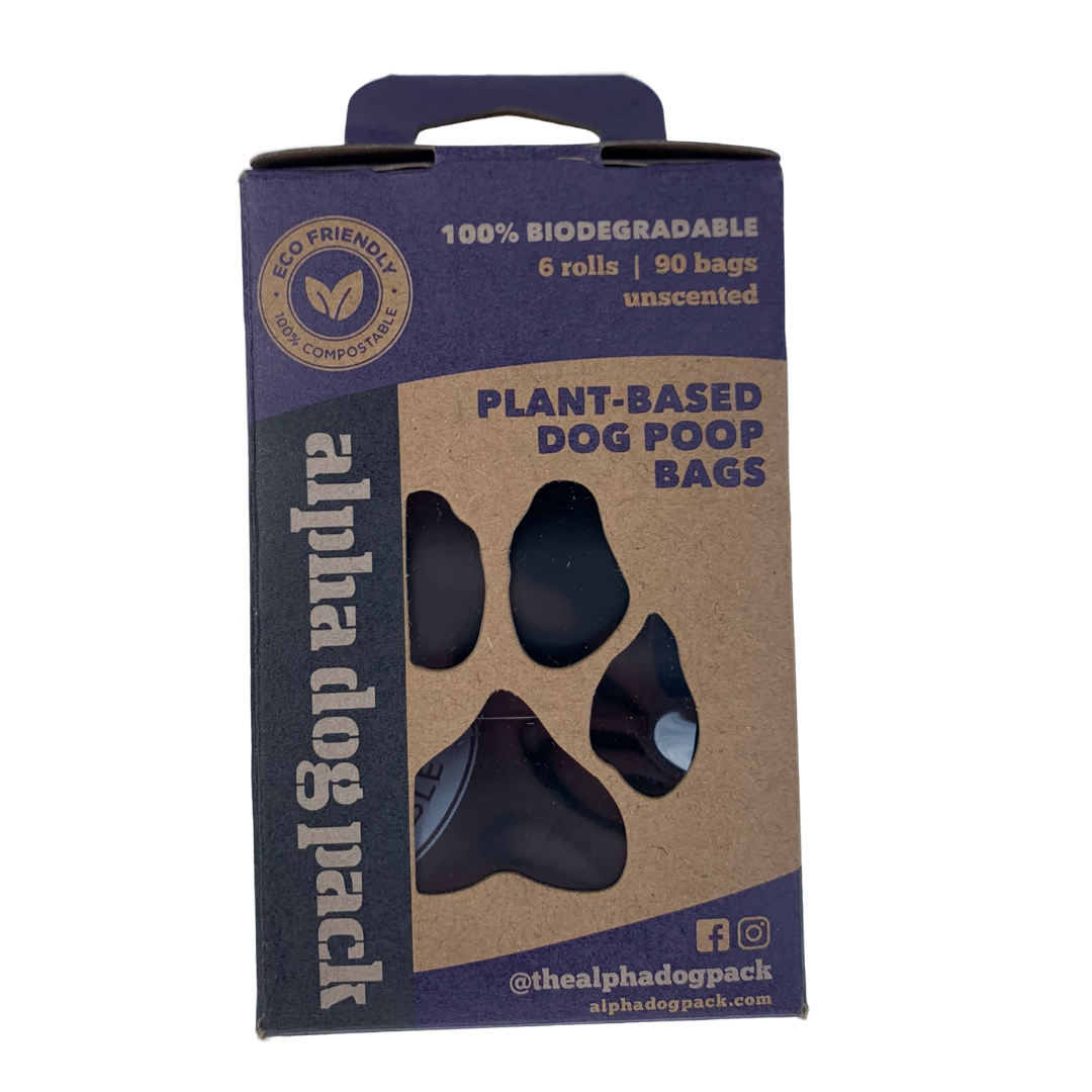 Alpha Dog Pack Alpha Dog Pack Poop Bags Compostable Unscented