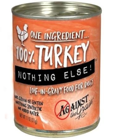 Evanger's Dog Food Can Nothing Else Turkey