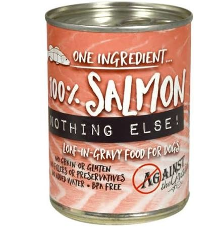 Evanger's Dog Food Can Nothing Else Salmon