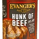 Evanger's Dog Food Can Grain Free Hunk Of Beef