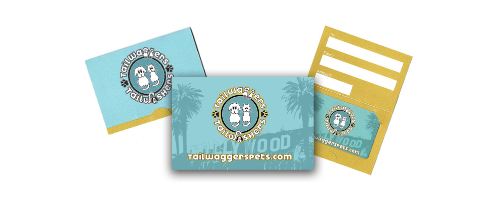 Tailwaggers Gift Cards