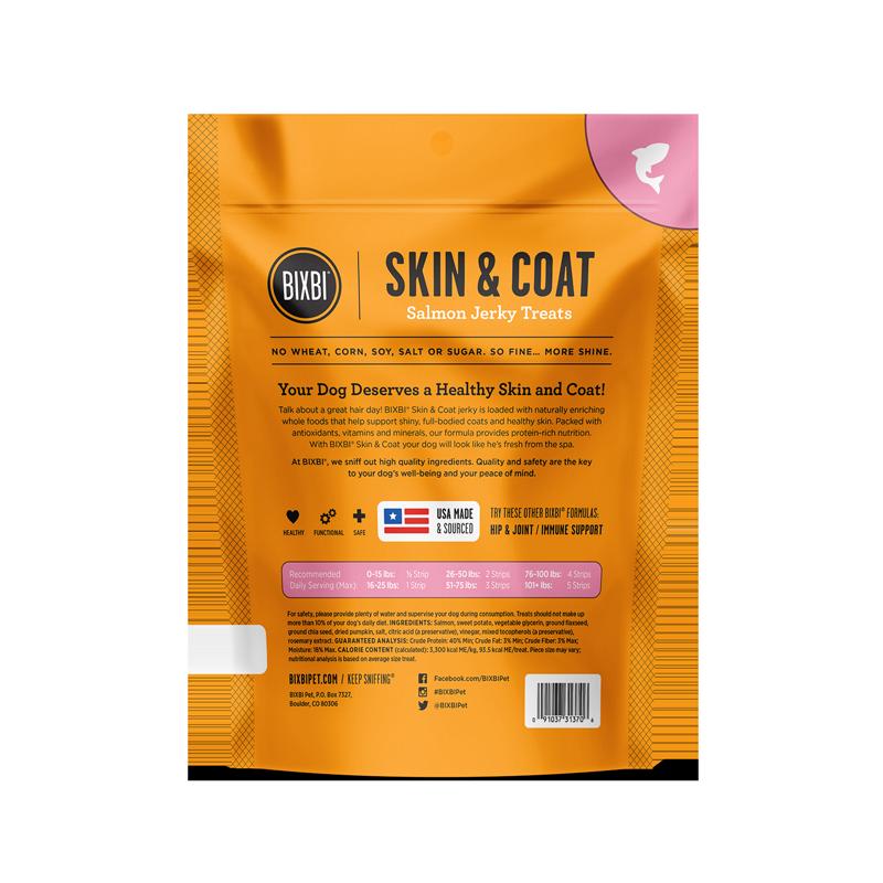 Bixbi Treat Skin & Coat Salmon